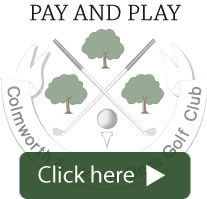 Pay and Play Golf at Colmworth Golf Club Bedordshire