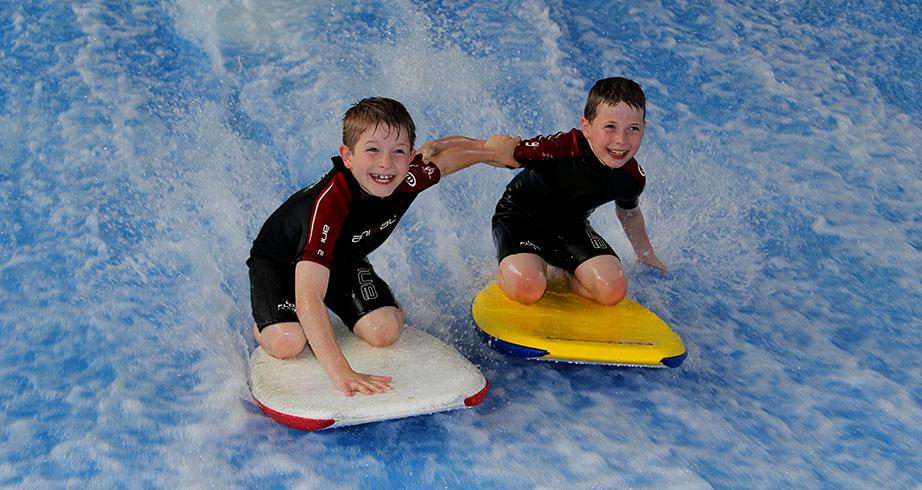 Indoor Surfing At Flow House Bedford Colmworth